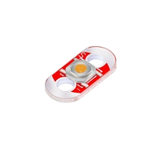 웨어러블 릴리패드 버튼 모듈 / Keyes Wearable Lilypad with Button Module (Red PCB)
